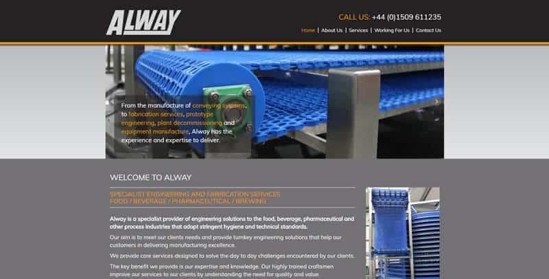 Alway MODX website