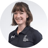 Elena Golder former Osteopath and Research Assistant, NCOR